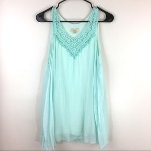 Ambra Top (Anthropologie) Made in Italy